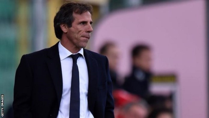 Chelsea could name Gianfranco Zola as assistant to Maurizio Sarri