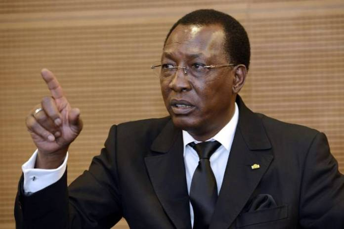 President Idris Deby of Chad has sacked his chief of staff