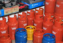 Cost of Liquefied Petroleum Gas (Cooking Gas) dropped to N2,028.04 according to the NBS