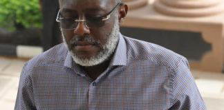 Olisa Metuh is on trial for N400m financial fraud