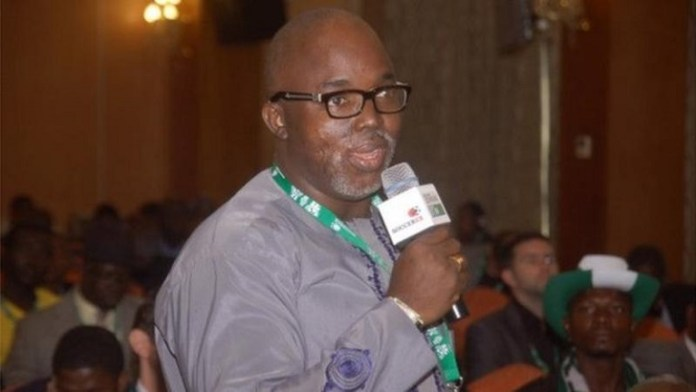 Amaju Pinnick, Nigeria Football Federation, NFF, President has been accused of massively embezzling funds