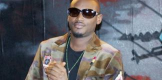 2Face will be performing at the Hope for Africa concert