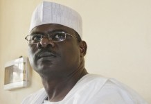 Senator Ali Ndume, senator representing Borno South is vying to be Senate President