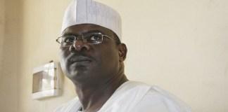 Senator Ali Ndume, senator representing Borno South is vying to be Senate President