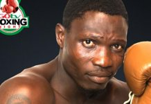 ABU welterweight champion, Olaide 'Fijaborn' Fijabi will feature in this year's GOtv Boxing Night