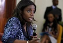 Nigerian Finance Minister, Kemi Adeosun