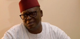 Senator Dayo Adeyeye has been sacked by the court