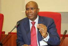 Deputy Senate President Ovie Omo-Agege