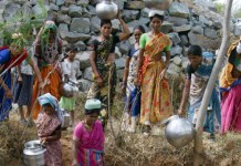 63 million rural Indians do not have clean water