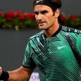 Federer: books quarter final date with Berdych