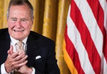 America's 41st President George HW Bush has died age 94