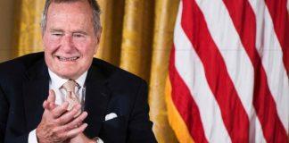 America's 41st President George HW Bush has died age 94