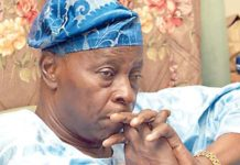 Chief Olu Falae says he has quit SDP and politics