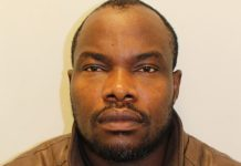 Jerry Ablorh, 41, has been jailed for 13 years