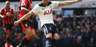 Harry Kane has scored 20 goals in three consecutive seasons
