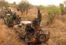 Nigerian troops have repelled Boko Haram fighters in Yobe