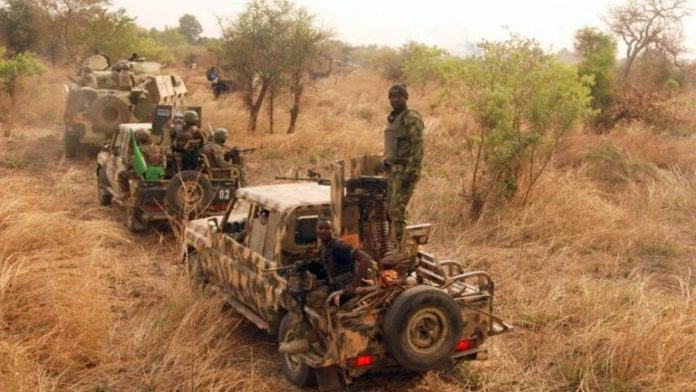 Nigerian troops have repelled Boko Haram fighters in Yobe