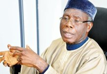 Chief Audu Ogbe