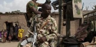 Nigerian Army has killed 23 Boko Haram fighters in villages near the Lake Chad Damasak