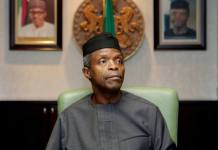 Ramadan: Osinbajo felicitates with Muslims