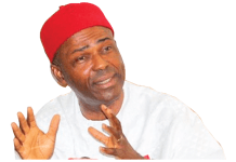 Minister of Science and Technology, Dr Ogbonnaya Onu could be in contention for national chairman