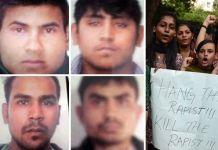Delhi rapists get death sentence