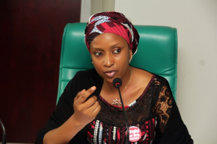 Managing Director of the NPA, Hadiza Bala Usman