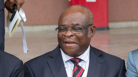 Justice Walter Onnoghen, Chief Justice of Nigeria