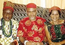 whereabouts of Nnamdi Kanu and his parents are unknown