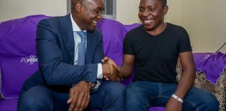 Samuel Abisai SportsPesa