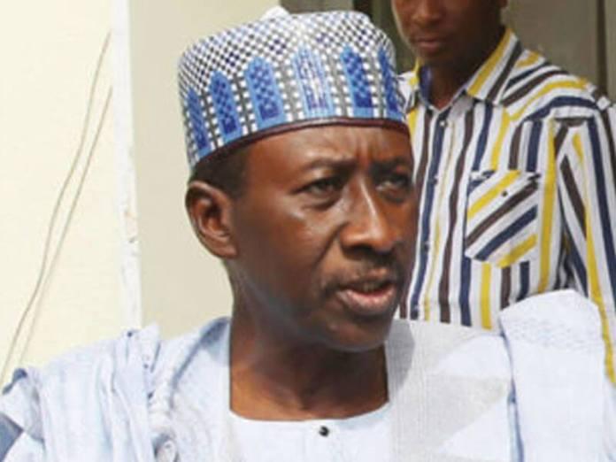 National Security Adviser, Maj-General Babagana Monguno (retd)