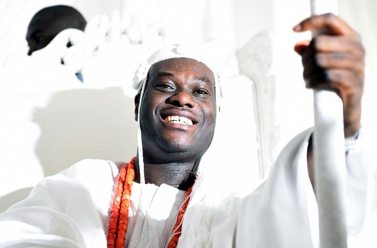 Ooni of Ife, Oba Adeyeye Ogunwusi says Igbos are natives of Ile Ife