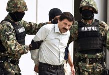 """Joaquín """"El Chapo"""" Guzmán was extradited to the US by the Mexican authorities in 2017"""