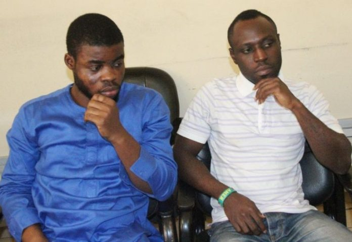EFCC arraigns two over internet scam