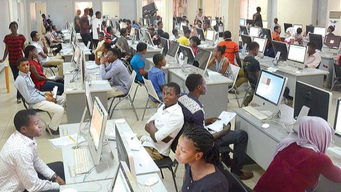 Parents have protested poor internet connection as 2020 UTME begins