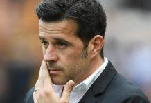 Everton has struggled under Marco Silva this season