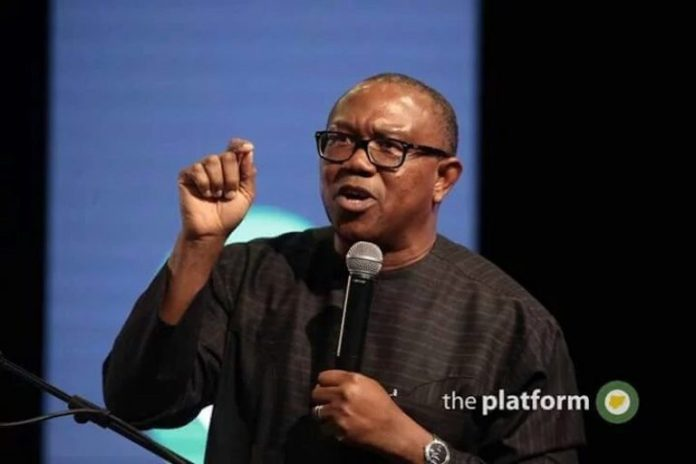PDP vice presidential candidate, Peter Obi