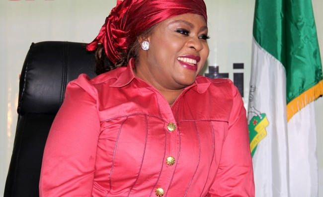 Anambra Election tribunal has upheld the election of Senator Stella Oduah