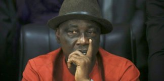 Abba Moro, former Interior Minister is on trial for the Immigration recruitment scam
