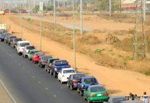 Fuel queues used to be regular fixtures in Nigeria
