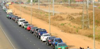 Fuel queues used to be regular fixtures in Nigeria