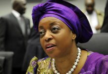 Ex-Petroleum Minister, Diezani Allison-Madueke forfeited N14.4 bn worth of jewelleries