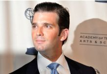 Donald Trump Jr says UK democracy all but dead