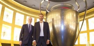 AC Milan signed Leonardo Bonucci from Juventus for £35.1m