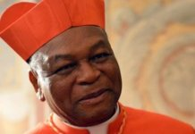 John Cardinal Onaiyekan, Catholic Archbishop of Abuja