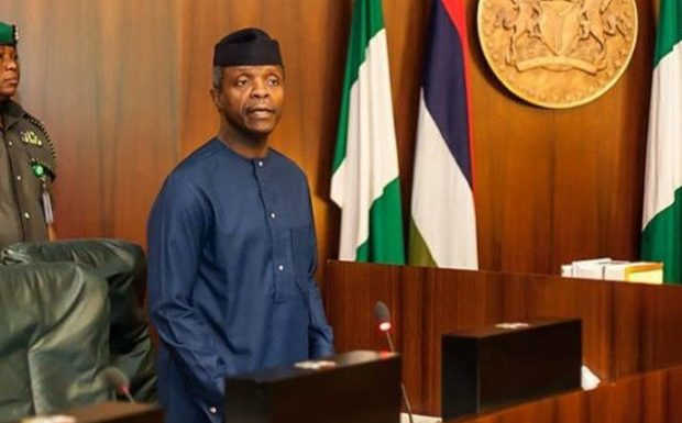 Governors have agreed to suspend all public gatherings at Vice President Yemi Osinbajo chaired NEC
