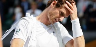 Andy Murray knocked out of Wimbledon 2017