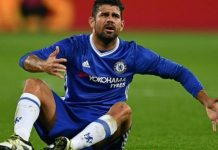 Costa scored 20 goals in 35 matches as Chelsea won the title last season