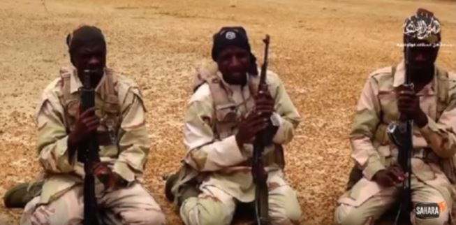FILE: Nigerian troops have killed a Boko Haram commander in Sambisa Forest