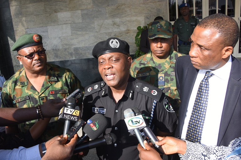Lagos Commissioner of Police, Imohimi Edgal has been replaced by Kayode Egbetokun